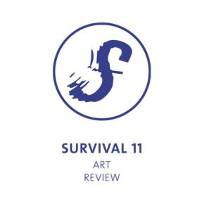 SURVIVAL 11. Art Review: We're sailing!