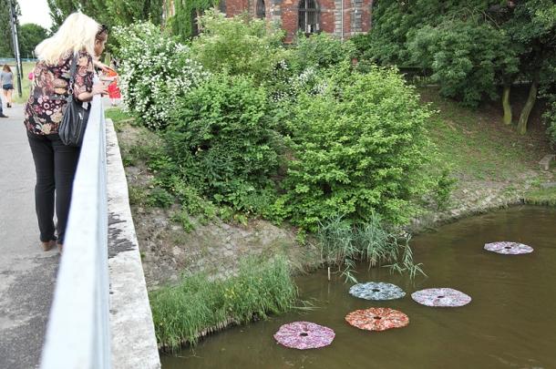 Magda Grzybowska, Water Lilies, fot_Justyna Fedec