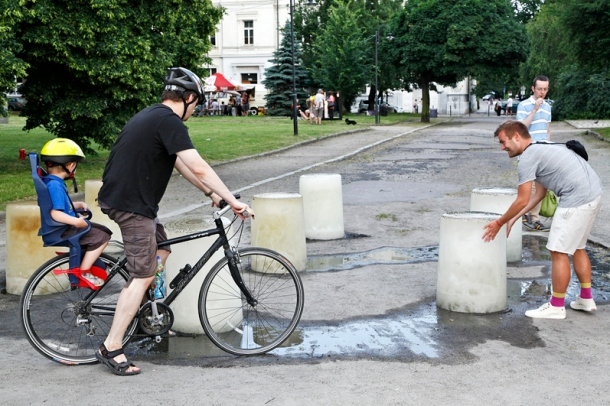 Michael Merkel, Schmelzwasser, fot_Justyna Fedec