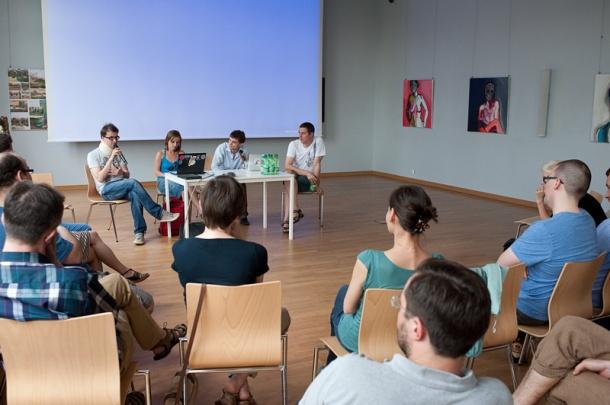 debates, SURVIVAL 11, fot_Peter Kreibich