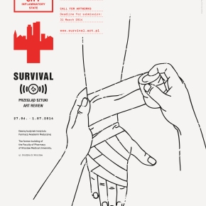 Call for artworks – SURVIVAL 12: 'City – Inflammatory State', Wroclaw (PL)
