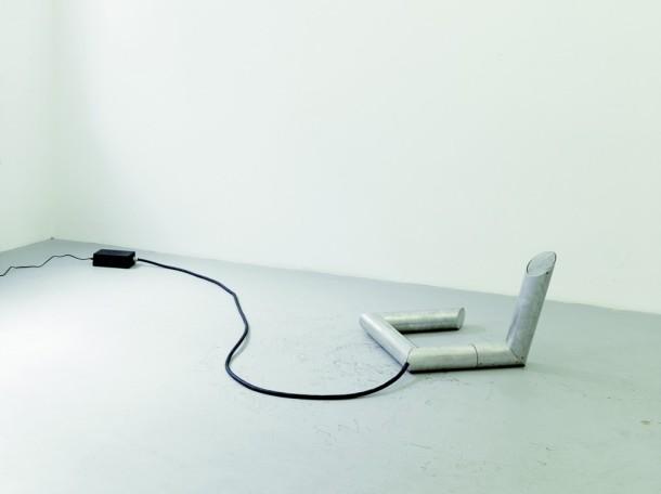 Contenace (Relationale Skulptur #5), 2013  Photo Eric Tschernow