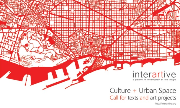 Open Call. Culture and Urban Space
