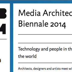 Media Architecture Biennale 2014 – Award Call