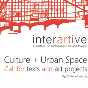 Culture and Urban Space: Call for papers and art projects