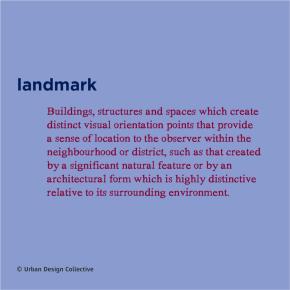 Urban Design Word-a-day-Landmark