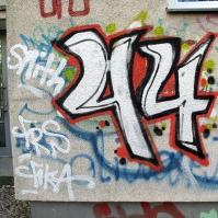 Neukoln 44 Berlin CAfE Tour street art public art graffity