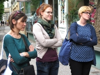 Neukoln Berlin CAfE Guided Tour gentrification MitOst