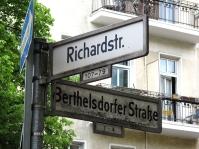 Neukoln Berlin CAfE Guided Tour street