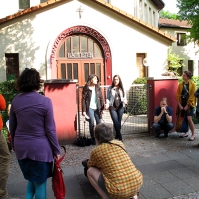 Neukoln Berlin CAfE Religion tour interculturality