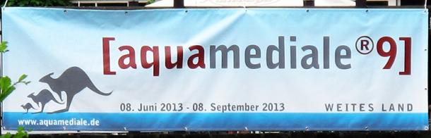 Aquamediale Festival Lübben 2013