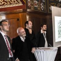 Robin Zoffzig Public presentation Event Lübben