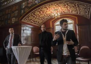 Robin Zoffzig Public presentation Event