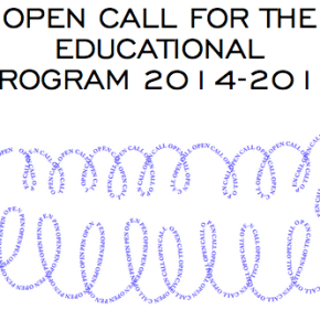 RUPERT: educational & residency program OPEN CALL