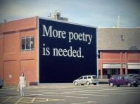 More poetry is needed 2